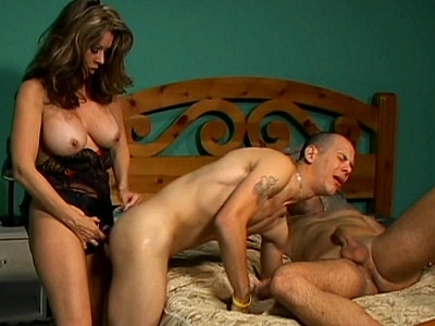 models MMF Bi Threesome
